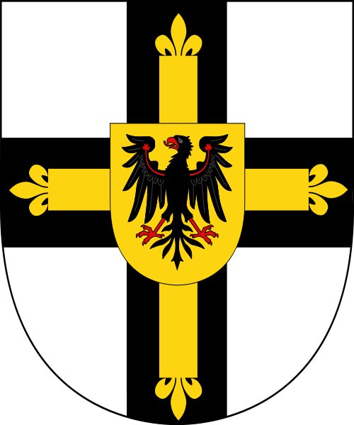 Teutonic Order - Deutscher Orden - German Order - 1190-